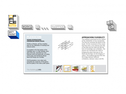 Website Office 25 Architects v1 - Wetpaint