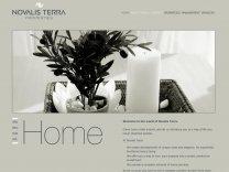 Ιστοσελίδα Novalis terra - Αρχική (Home)