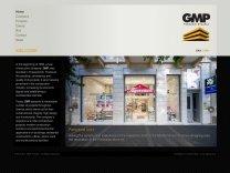 Ιστοσελίδα GMP Partners - Αρχική (Home)