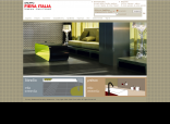 Website Fiera Italia - Home