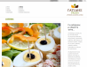 Website Gatidis - Catering